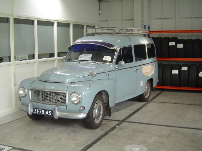Volvo Duett Van Vliet