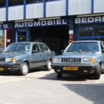 Volvo 360 oldtimer Leidschendam